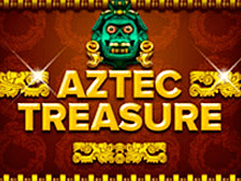 Вулкан зеркало - Aztec Treasure