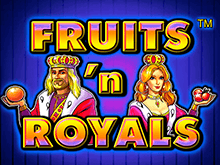 Fruits And Royals в Вулкан зеркало
