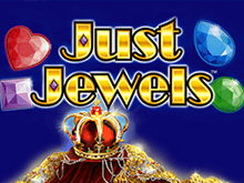 Онлайн автоматы Just Jewels